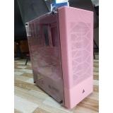 Case (vỏ máy) Esport gaming VSP-B86 Màu hồng  (Pink)