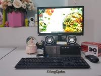Máy bộ Dell 3020 Core i5-4570S/ Ram8GB/ HDD500GB + SSD120GB/ Chuột + Phím/ Màn hình 18.5inch