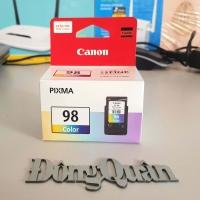 Hộp mực in Canon Pixma CL-98 (Color - 3 màu)