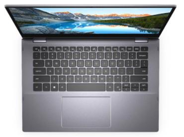 Dell Inspiron 5406 TYCJN1 : i7-1165G7   8GB RAM   512GB SSD   GeForce MX330 2GB + Intel Iris Xe Graphics   14.0 FHD IPS Touch   WIN 10   Silver