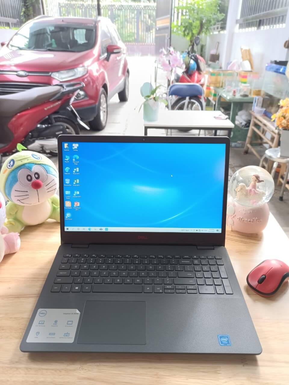 """Dell Inspiron 3502 Celeron® N4020, RAM 4GB, SSD 128GB, 15.6"""" HD Webcam, Black"""