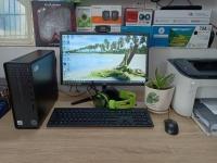 Máy tính bộ để bàn HPS01-pF1002d Core i3-10105/ Ram 4GB/ SSD256GB/ Win 10 bản quyền