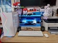 Máy bộ Core i5-9400F/ Ram8GB/ HDD500GB + SSD120GB/VGA 2GB/ KB+M/ LCD 22inch